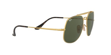 RAY BAN THE GENERAL 0RB 3561 001 57